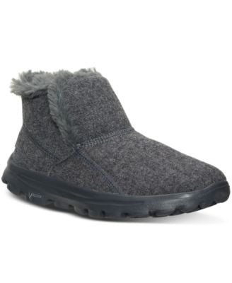 Skechers Women's GOwalk Move - Arctic Boots from Finish Line