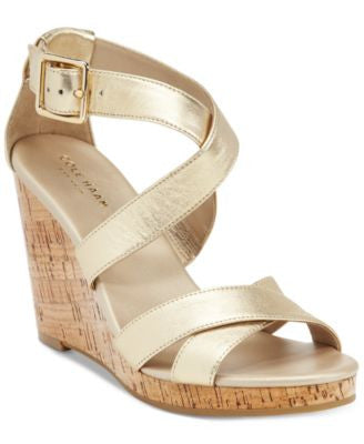 Cole Haan Jillian Strappy Wedge Sandals