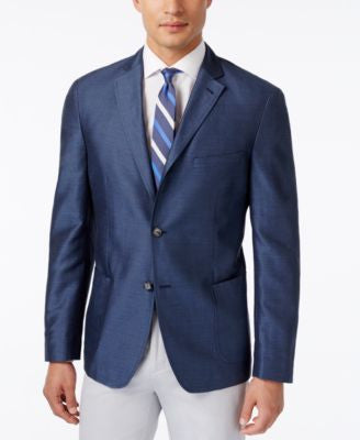 Marc New York by Andrew Marc Men's Slim-Fit Blue Sport Coat