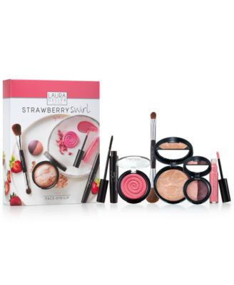 Laura Geller New York Beauty Strawberry Swirl Kit