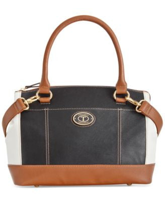 Tignanello All Day Long Convertible Satchel