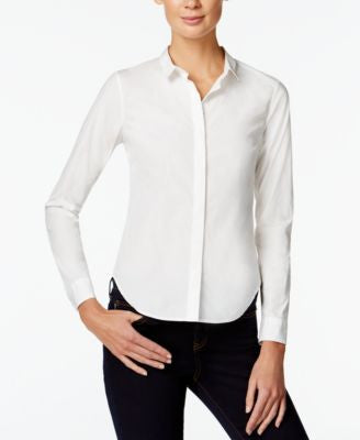Armani Exchange Long-Sleeve Shirt