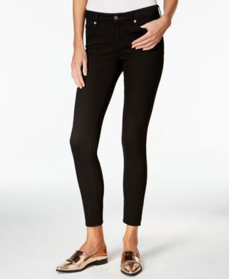 Armani Exchange Black Wash Skinny Jeans