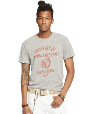 Denim & Supply Ralph Lauren Men's Crossfit Jersey Tee