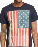 Denim & Supply Ralph Lauren Men's Flag-Patch Jersey Tee