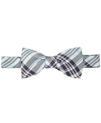 Brooks Brothers Plaid To-Tie Bow Tie