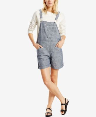 Levi's® Denim Summer Ray Wash Shortalls