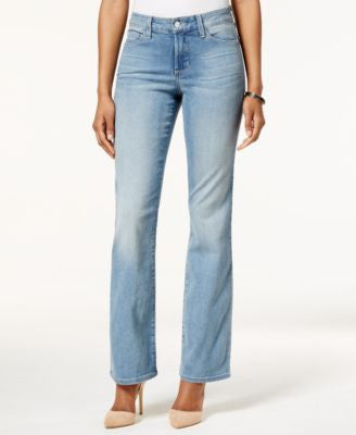 NYJD Barbara Manahatten Beach Wash Bootcut Jeans