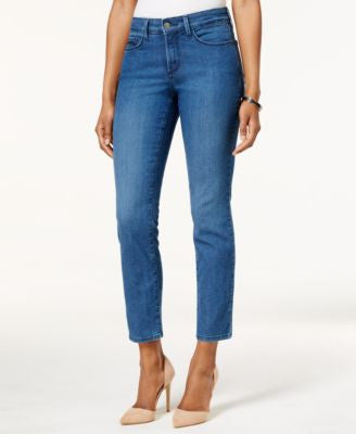 NYDJ Clarissa Yucca Vall Wash Ankle Jeans
