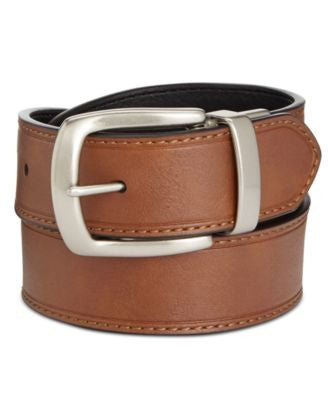 Levi's Men's Stitched Reversible Belt