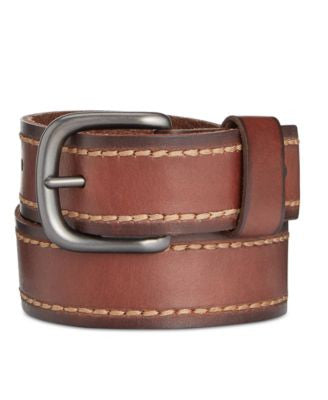 Levi's Men's Stitched Belt