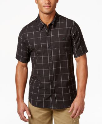 Ezekiel Men's Trevor Short-Sleeve Shirt