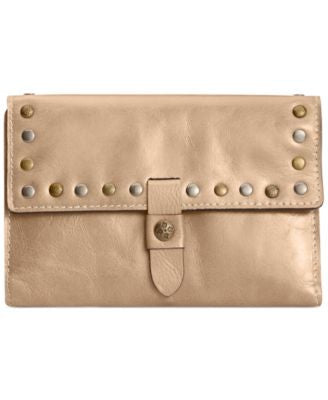 Patricia Nash Colli Flap Studded Wallet