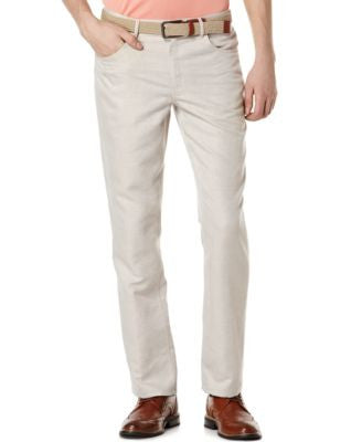 Perry Ellis Five-Pocket Pants