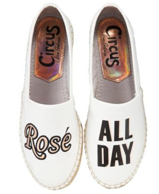 Circus By Sam Edelman Leni Rosé All Day Espadrille Flats