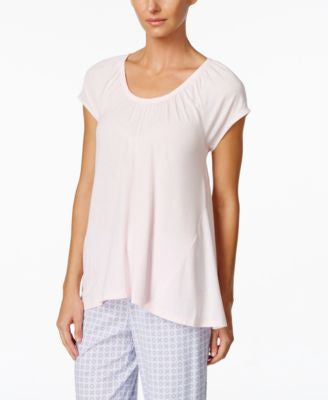 Hue Short-Sleeve Swing Pajama Top