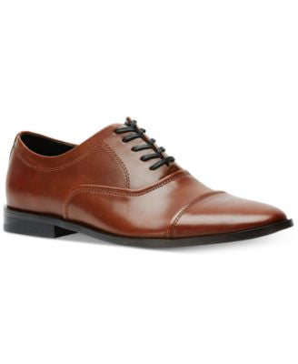 Calvin Klein Nino Cap-Toe Oxfords