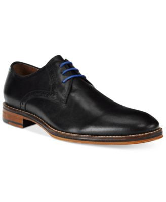 Johnston & Murphy Men's Conard Plain Toe Oxfords