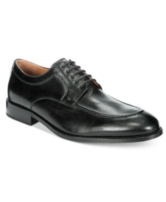 Johnston & Murphy Men's Hernden Moc Toe Oxfords