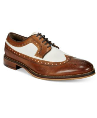 Johnston & Murphy Men's Conard Wing Tip Oxfords