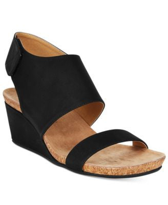 Adrienne Vittadini Transe Wedge Sandals