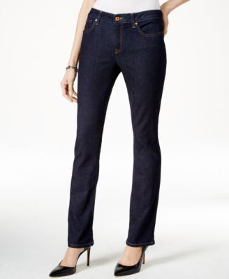 Tommy Hilfiger Rinse Wash Straight-Leg Jeans, Only at Vogily