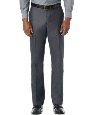 Perry Ellis Men's Slim-Fit Dobby Pants