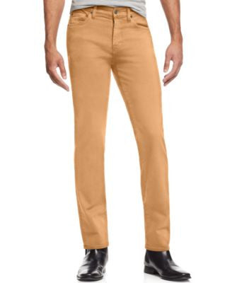 7 For All Mankind Men's Luxe Performance Slimmy-Slim Straight Leg Jeans