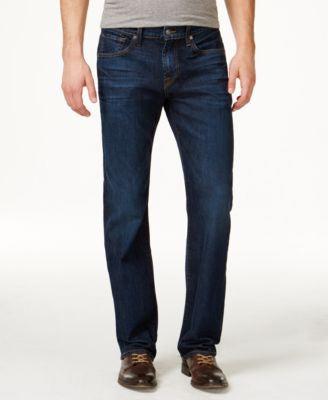 7 For All Mankind Men's Austyn Relaxed-Fit Panorama Wash Jeans