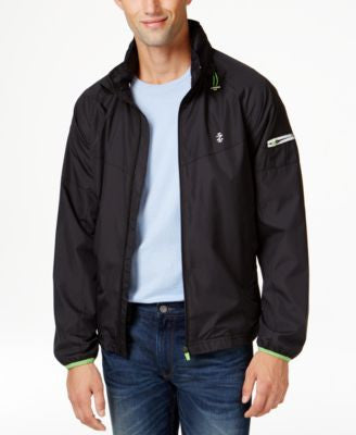 IZOD Men's Reflective Windbreaker