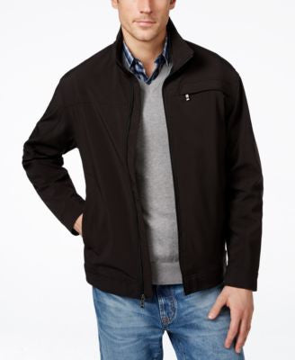Weatherproof Men's Woven Soft Shell Jacket