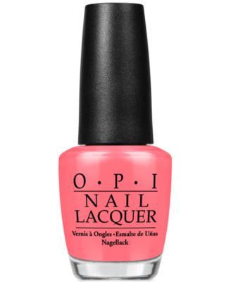 OPI Nail Lacquer, Got Myself Into A Jam-balaya
