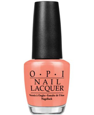 OPI Nail Lacquer, Crawfishin' For A Compliment