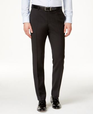 HUGO by Hugo Boss Men's Black Slim-Fit Pants