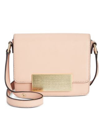 Calvin Klein Smooth Premium Leather Crossbody