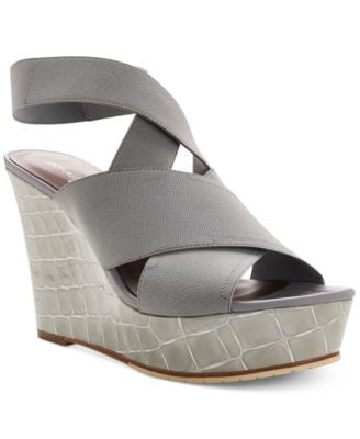 Donald J Pliner Carlin Platform Wedge Sandals