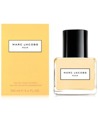 MARC JACOBS Pear Eau De Toilette Splash, 3.4 oz