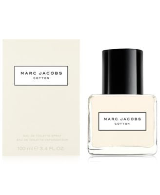 MARC JACOBS Cotton Eau De Toilette Splash, 3.4 oz