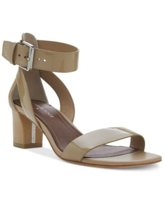 Donald J Pliner Farah Block Heel City Sandals