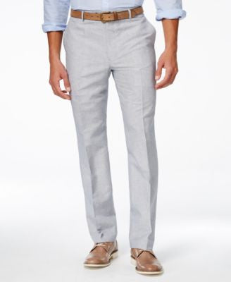 INC International Concepts Men's Gavin Slant Pants, Only at Vogily