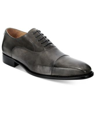 Kenneth Cole New York Men's Fits N Giggles Cap Toe Oxfords