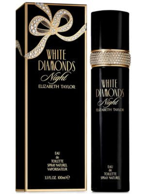 White Diamonds Night by Elizabeth Taylor Eau de Toilette, 3.3 oz