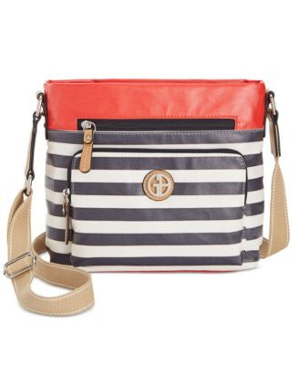 Giani Bernini Canvas Crossbody, Only at Vogily
