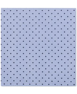 Tommy Hilfiger Men's Dot-Print Pocket Square