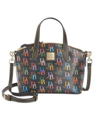 Dooney & Bourke Multi DB75 Mini Satchel