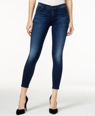 Hudson Jeans Skinny Ankle Contrary Wash Jeans