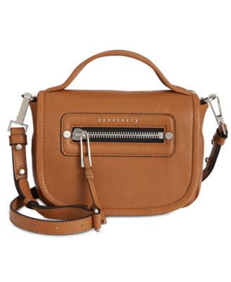 Sanctuary Hero Signature Flap Shoulder Bag