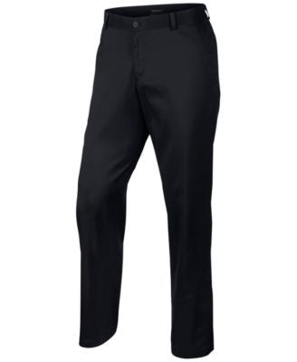 Nike Men's Flat Front Dri-FIT Golf Pants