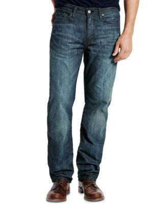 Levi's® Men's 522 Slim-Fit Tapered-Leg Jeans, Herbaceous Wash