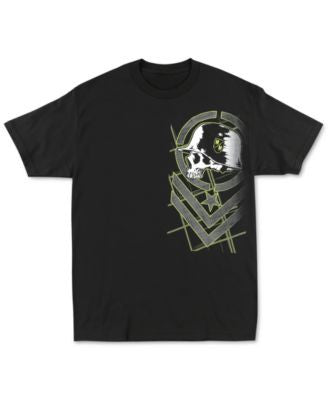 Metal Mulisha Men's Royal Graphic-Print Logo T-Shirt